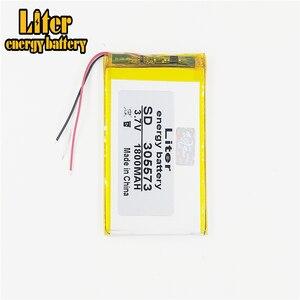 Image 4 - 3 ligne litre batterie dénergie 305573 3.7V 1800mah 305570 305575 PLIB Lithium ion/polymère lithium ion batteries in