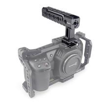 Magicrigكاميرا مقبض الناتو مقبض علوي مع أري تحديد موقع هول/الحذاء البارد جبل ل DSLR هيكل قفصي الشكل للكاميرا كاميرا فيديو قفص تلاعب