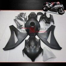 цена на ZXMT Motorcycles Matte Black Aftermarket ABS Plastic Fairing Kit fit for Honda CBR1000RR 2008-2011