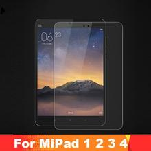 цена на For Xiaomi Mi Pad 4 Screen Protector Glass 9H Tempered Glass For Xiaomi MiPad 4 Tablet 8\