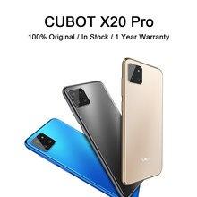 CUBOT X20 Pro Smartphone 128gb ROM 4000mAh Batterie Android Mobile Handy 6.3 ''Wasser Tropfen Bildschirm Hinten triple Kamera Handys