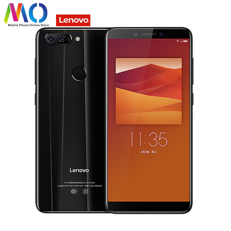 Global Lenovo K9 Smartphone Android Cell Phone 4GB RAM 32GB ROM MTK6762 Octa Core 5 7