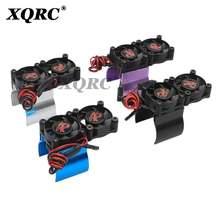 Rc частей двигателя радиатор + 1:10 hsp trx 4 6 scx10 rc 540