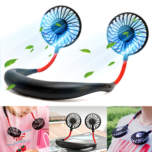 Mini Hand Free small fan batte