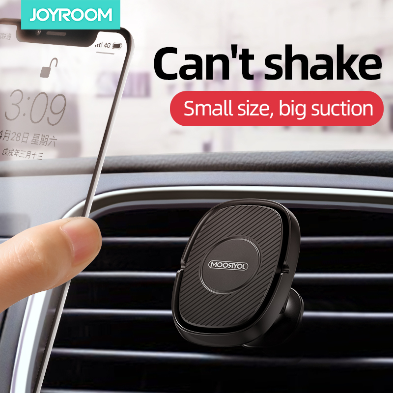 Joyroom Magnetic Car Phone Holder For Phone In Car Air Vent Mount Universal Mobile Smartphone Stand Phone Car Mount Holder