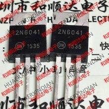 Новый и оригинальный 2N6041 TO-220 80V 8A