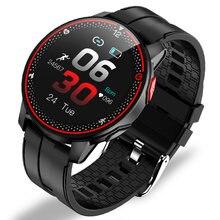 Ip68 Водонепроницаемые Смарт часы r18 спортивные для мужчин