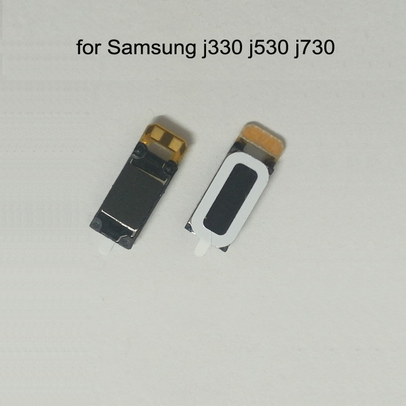 For Samsung Galaxy J3 J5 J7 2017 Pro J330 J530 J730 J730F Original Phone New Top Earpiece Ear Speaker Sound Receiver Flex Cable