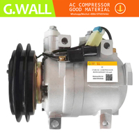 Für DKV14C AC Kompressor Hyundai Bagger R225-7 HCC 1997-2009 A50000674001 11N6-90040 11N89204 0 50000674001