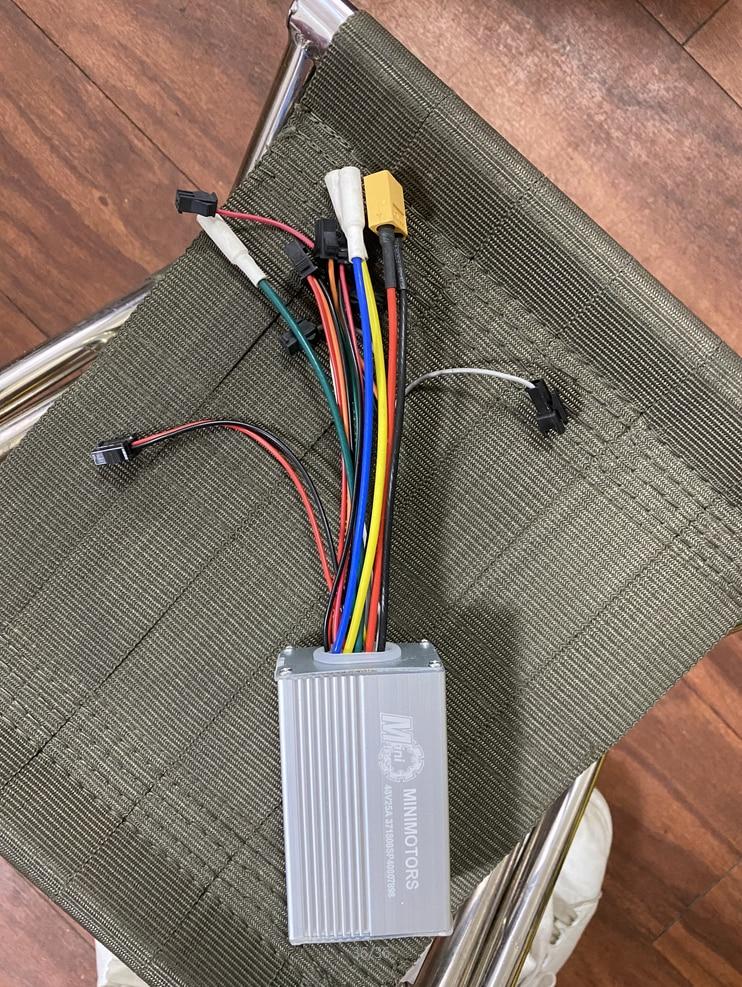 Controlador original para speedway mini pro 48v controlador