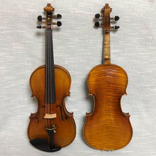Performance level Handmade Violin 4/4 With Good Sound Professional violin