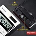12 digit Moderne Rechner Dual Power M & G Farbe Caculator Nette Kleine Solar Rechner Scientic Calculater Schule exam| |   -