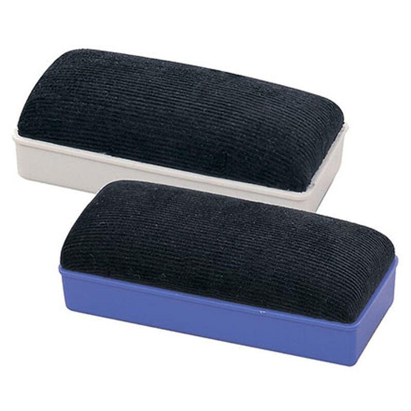 Deli White Board Eraser Large Magnetic Blackboard White Board Eraser 145 * 60 * 40MM Easy To Clean Magnetic Board Eraser