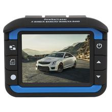 VGR1 2 في 1 جهاز تسجيل فيديو رقمي للسيارات داش كام رادار كاشف متعدد جهاز تسجيل فيديو رقمي للسيارات كاميرا DVR كاشف السرعة ث/12 فولت ولاعة السجائر النسخة الروسية الإنجليزية