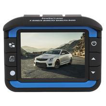 VGR1 2 in 1 Auto DVR Dash Cam Rivelatore Del Radar Multi Car DVR della Macchina Fotografica di Velocità Detector w/ 12V sigaretta accendino Russo Versione Inglese