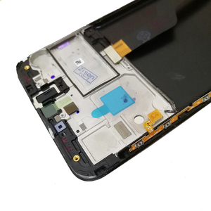 Image 2 - LCD + Frame For SAMSUNG Galaxy A10 2019 Display SM A105F/DS A105FN A105G A105M A105 LCD Screen Touch Sensor Digitizer Assembly