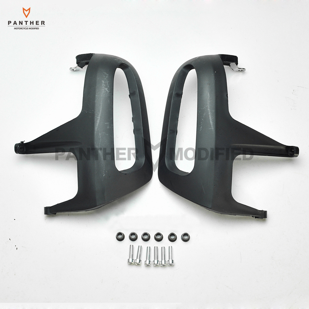 1 Pair Black Motorcycle Engine Protector Guard case for BMW R850R 1996-2006 R850GS 1999-2001 R1100R R1150R R1150RS <font><b>R1150RT</b></font> image