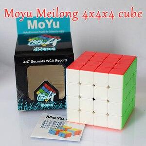 Moyu Meilong 4x4x4 magic cube 2x2x2 3x3x3 speed cube 5x5x5 puzzle cube 2x2 3x3 4x4 5x5 cubo magico