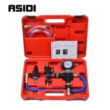 Sistema di raffreddamento spurgo sottovuoto e ricarica furgone auto per Kit radiatore PT1384