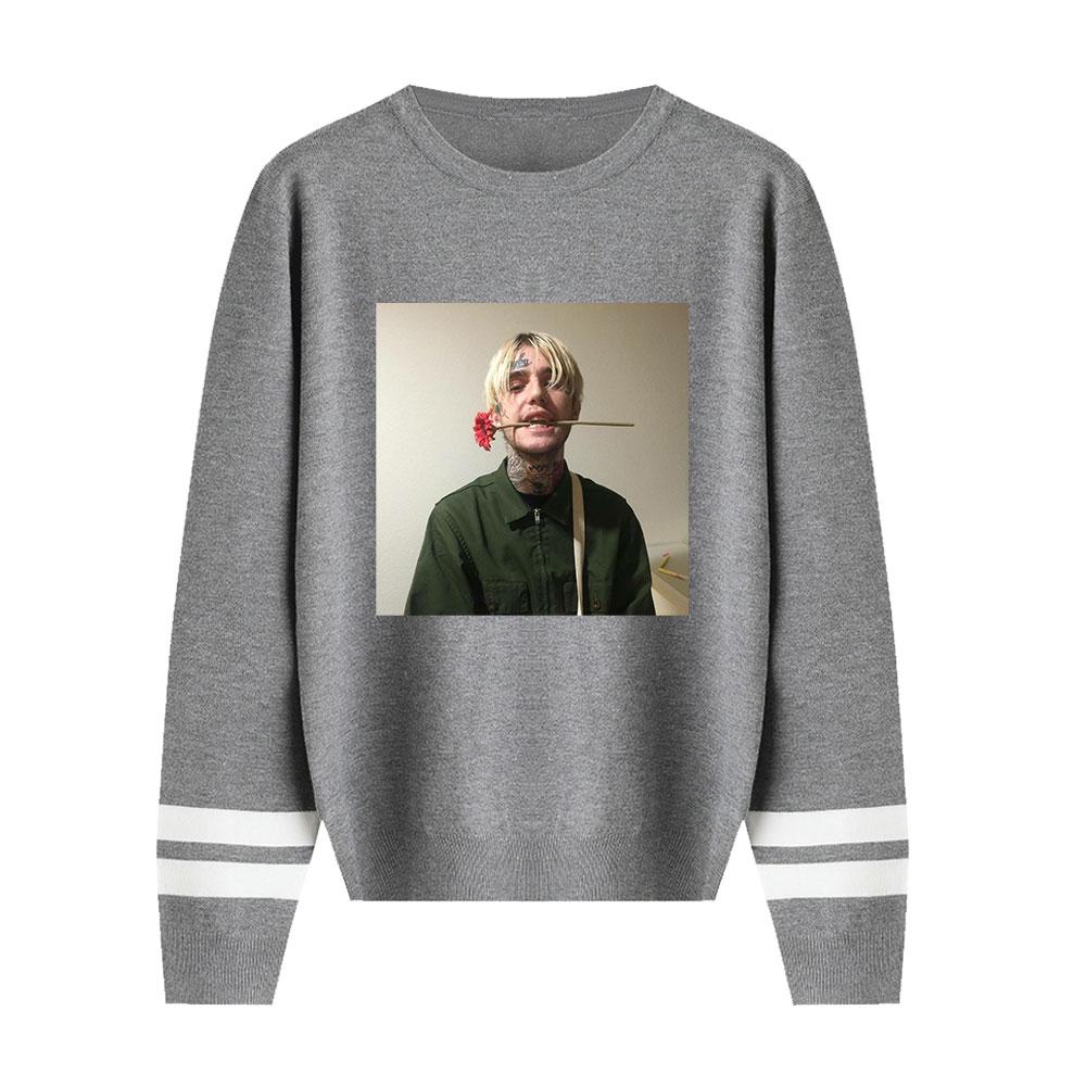 Imaginative Fashion Design New Lil Peep Sweater Men/women Fashion Classic Harajuku Style Print Lil Peep Sweater Casual Pullover