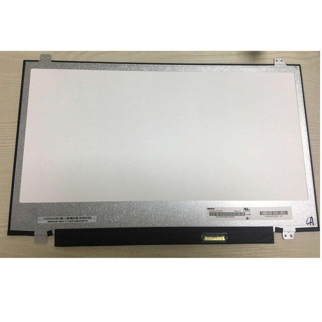 Dokładny Model N140HCE EN1 Rev C2 ekran wyświetlacza LCD matryca dla Lenovo Thinkpad IPS 72% NTSC 14 LED testowany stopień A + + + FHD