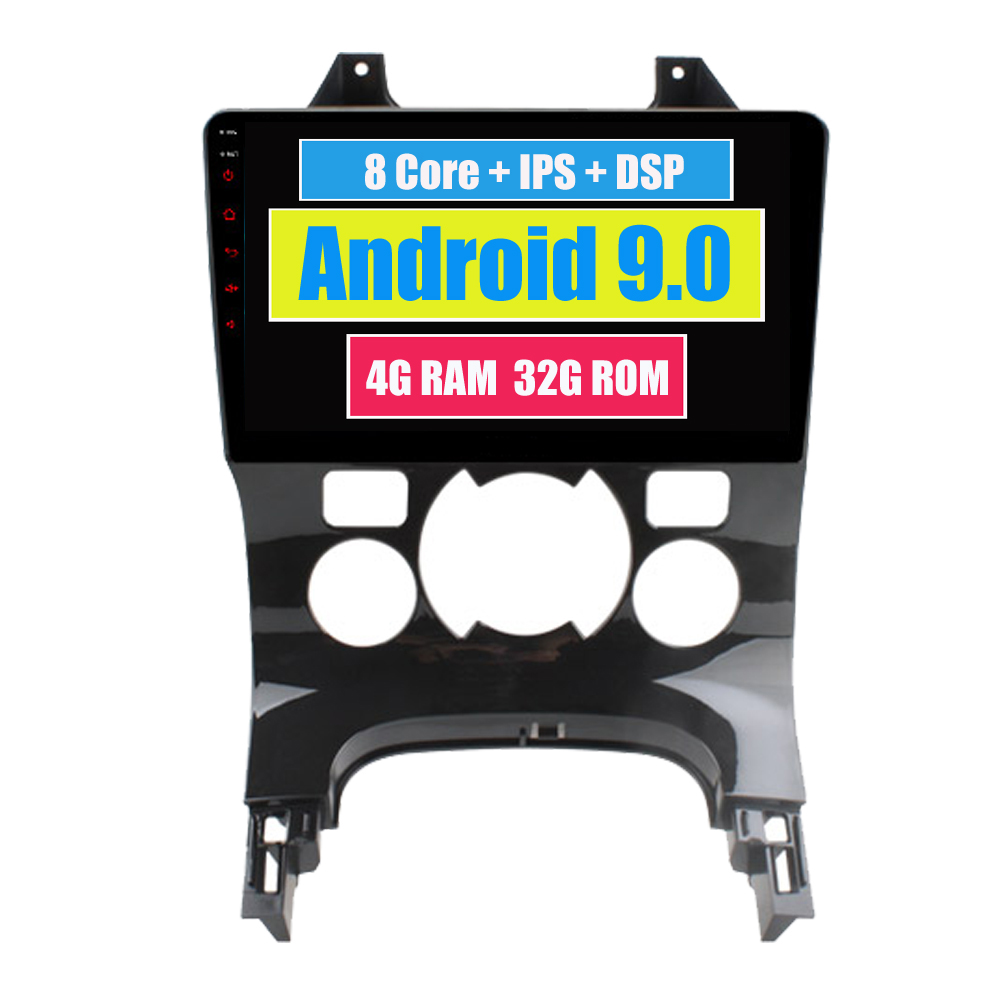 RoverOne Android 9.0 Octa Core <font><b>3008</b></font> Car Radio <font><b>GPS</b></font> <font><b>For</b></font> <font><b>Peugeot</b></font> <font><b>3008</b></font> 2009 - 2013 Touchscreen Multimedia Player Stereo Head Unit image