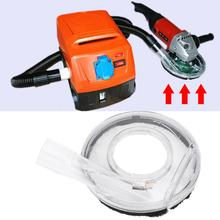 Shroud Dust-Cover Angle-Grinder Grinding Air-Polisher for Transparent Dry