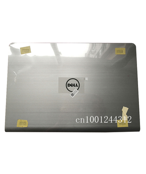 New Original For Dell Inspiron 5545 5547 5548  LCD Rear Top Lid Back Cover  Silver 03VXXW