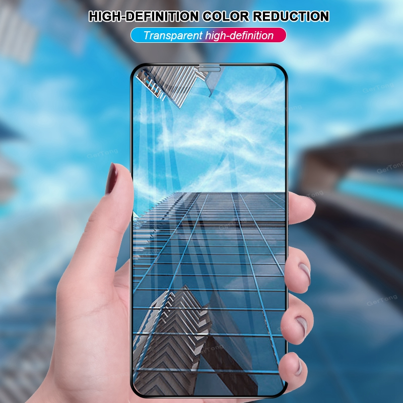 Ultimate Sale™Screen-Protector Glass Full-Cover iPhone 6s 8-Plus for 11 Pro-Max/10-X-Xr XS SE 3pcs/Lot