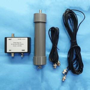 2020 New PAORDT Mini-Whip HF,VLF active RX antenna, 10kHz to 30MHz, Active RX SDR Antenna Mini-Whip 10kHz -30MHz H217