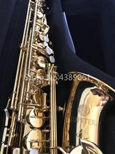 JUPITER JAS-769-II Alto Eb Tune Saxophone New Brand E Flat Musical Instrument Brass Gold Lacquer Sax With Case And Accessories