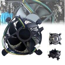 Computer Components Heatsink Useful CPU Fan Accessories Alum