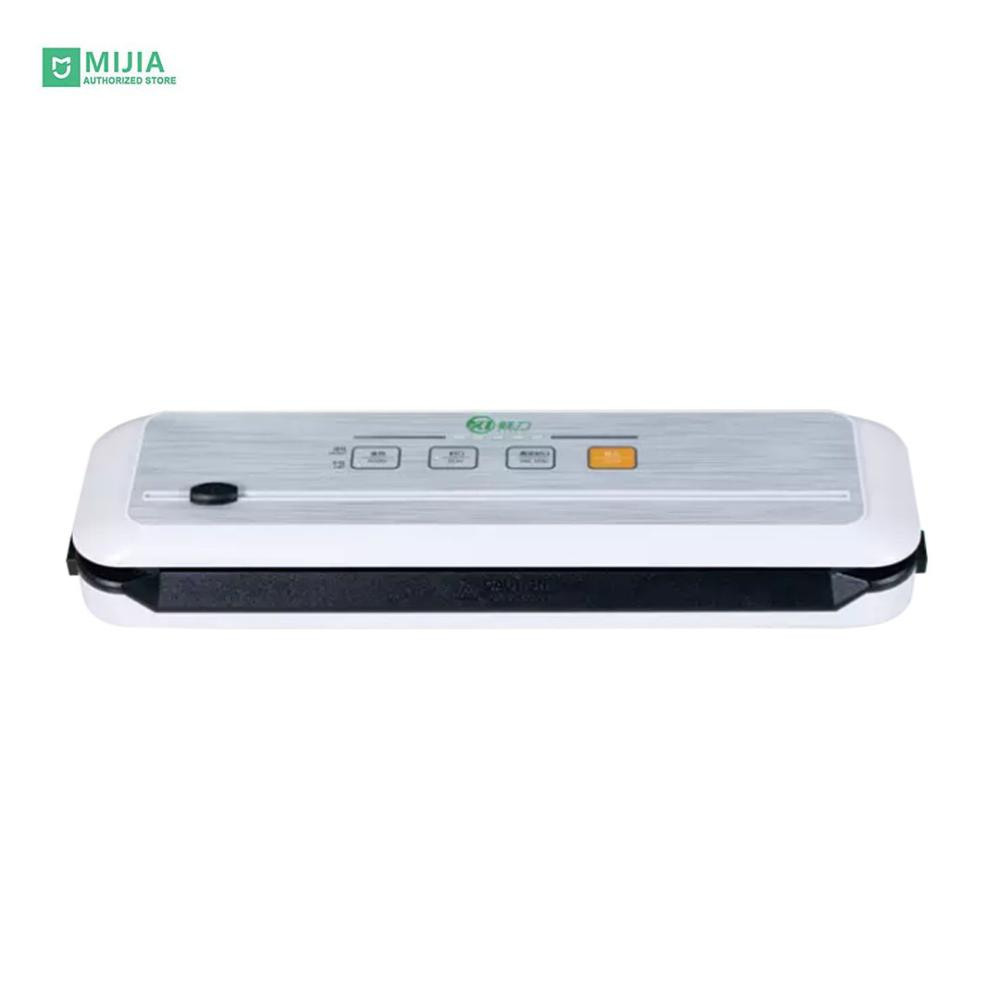 Stock Mi Xiaomi Electric Food Vacuum Sealer Auto Machine Strong Suction Lock Fresh Moist Dry With 10PCS Bags Best Packaging