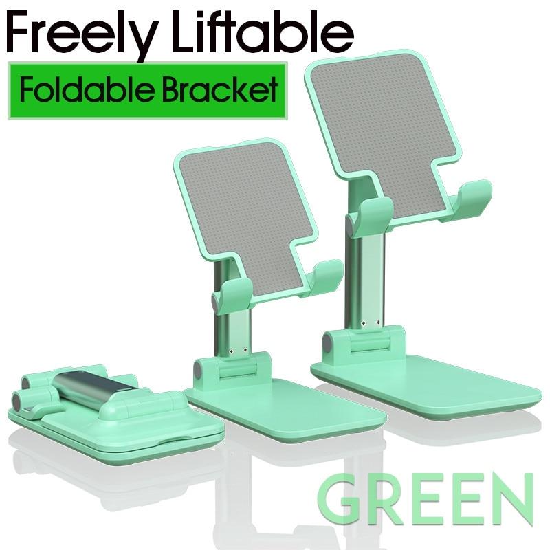 2020 Desktop Tablet Holder Table Bracket Cell Foldable Extend Support Desk Mobile Phone Holder Stand For IPhone IPad Adjustable