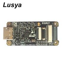 Ulepszona wersja Raspberry Pi ZERO wejście HDMI płytka przyłączeniowa HDMI do CSI 2 TC358743XBG dla Raspberry Pi 3B 3B + D3 003