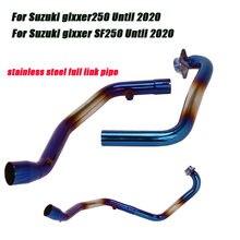 Для мотоцикла suzuki gixxer250 gixxer sf250 полностью соединительные