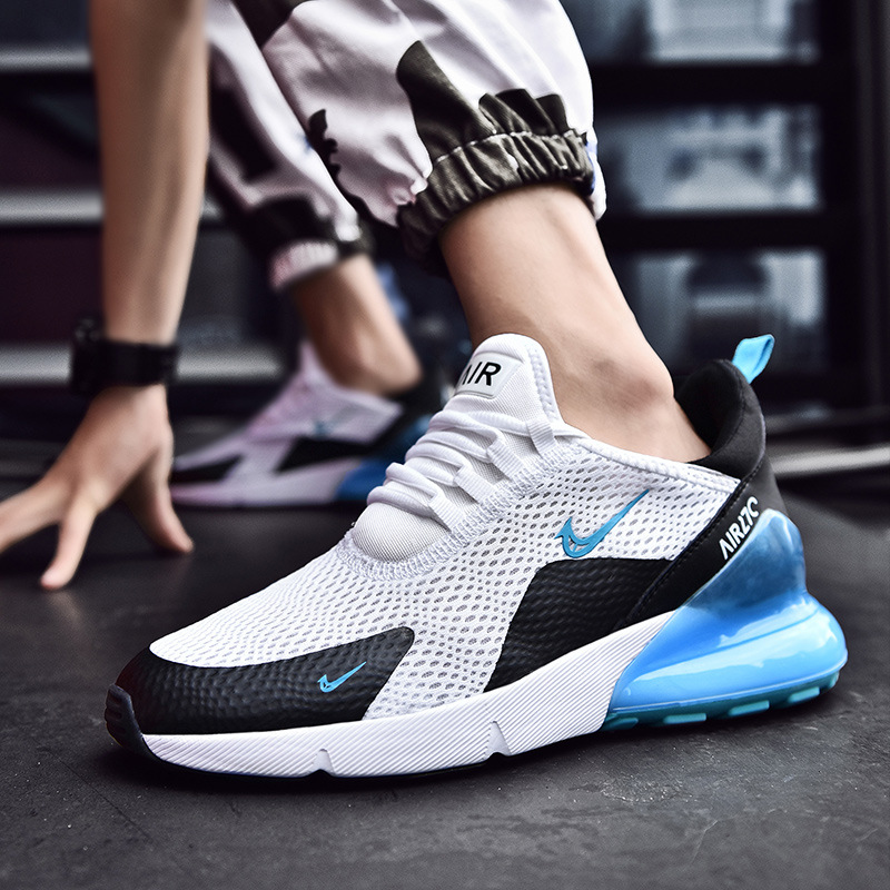 19 Hot Selling Large Size MEN'S SHOES Lightweight Breathable Mesh Athletic Shoes Anti-slip Wear-Resistant Versatile Casual Sport