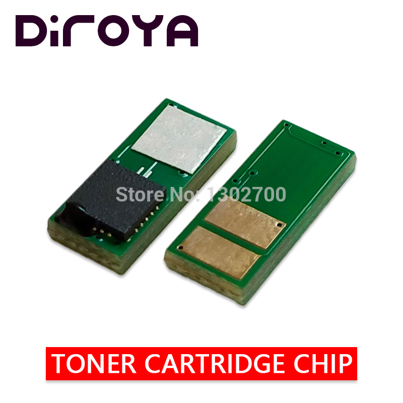 4PCS 201A CF400A CF401A 402A 403A <font><b>toner</b></font> cartridge chip For <font><b>HP</b></font> M252 M277 M274 M252dw M252n MFP <font><b>M277dw</b></font> M277n M274n <font><b>printer</b></font> reset image