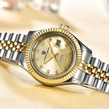 2020 New PAGANI DESIGN women's Watches Brand Luxury Quartz Watch Women Fashion Ladies Watch Sport Watches Dress relogio feminino