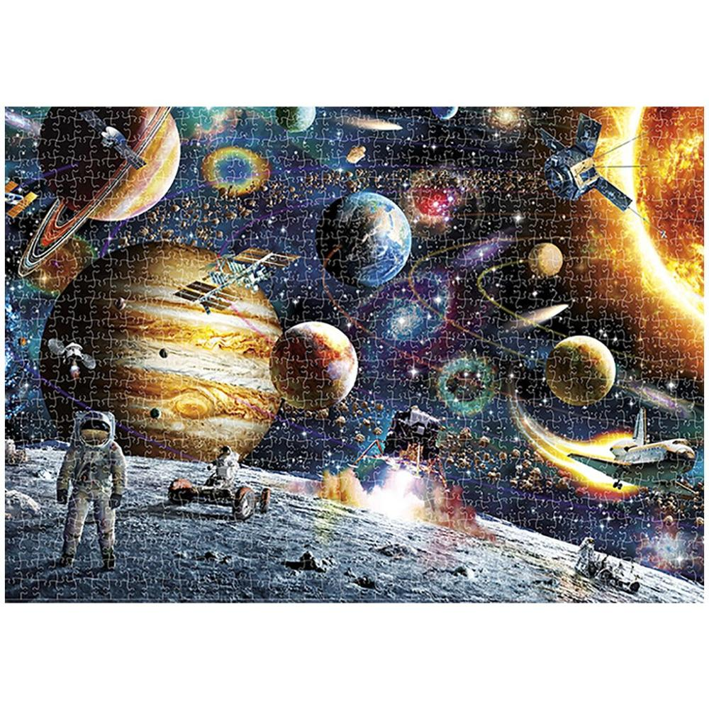Puzzle 1000 Pieces Landscape Puzzle Game Interesting Toys 27.56 X 19.69inch Educational Toys Or Adults Puzzle Toys Kids Children