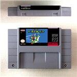 Image 2 - スーパーマリシリーズゲーム残忍なマリ世界オールスターズbros. 3X第二現実プロジェクトrpgゲームカードus版バッテリーセーブ