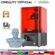 CREALITY 3D Drucker LD-002H Photon 3D Drucker hohe präzision LCD licht härtende 360-grad visuelle druck 3d drucker
