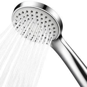 Shower Bath Head Low Water Pressure Boosting Pressure Rainfall Handheld Shower Head High Pressure Water Saving Filter Spray