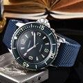 Corgeut 45 мм спортивные дизайнерские часы Роскошные Лидирующий бренд miyota 8215 механические светящиеся стрелки автоматические винтажные мужские...