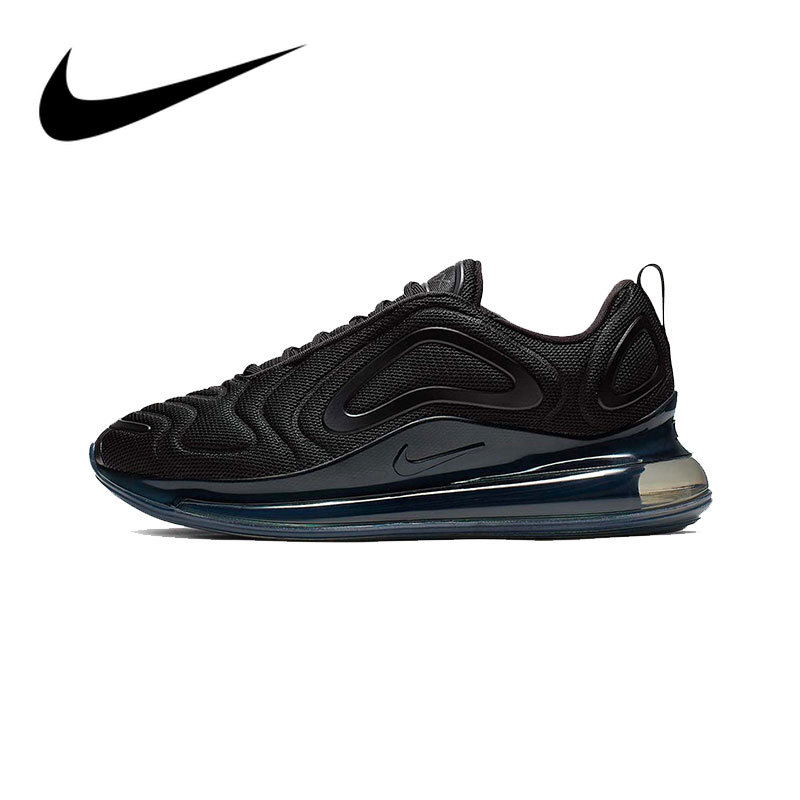 Original Authentic NIKE Air Max 720 Men's Shoes Running Sports Shoes Fashion Breathable Sports Shoes Comfortable AO2924-007