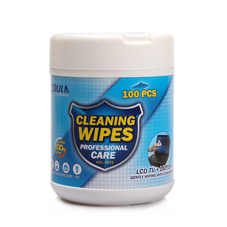 Oprah KCL-2033 SLR Camera Cleaning Wipes Screen Cleaning Wipes Potent Decontamination Without Leaving Marks