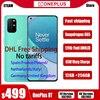 Global Version kb2003 OnePlus 8T Snapdragon 865 5G Smartphone 12GB 256GB 120Hz Fluid Display 48MP Quad Cameras 65W Warp Charge