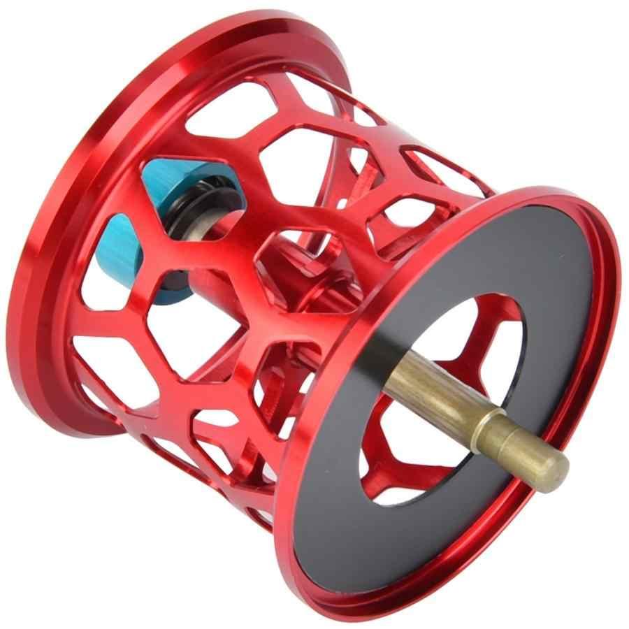32mm daleki zasięg ze stopu aluminium szpula rolki drutu puchar dla kołowrotki ryby lewa/prawa ręka wędkarstwo okrągłe szpula koła narzędzia