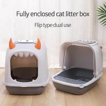 Litter-Mat Cat Waterproof-Bottom Double-Layer with Non-Slip EVA Pet-Cat