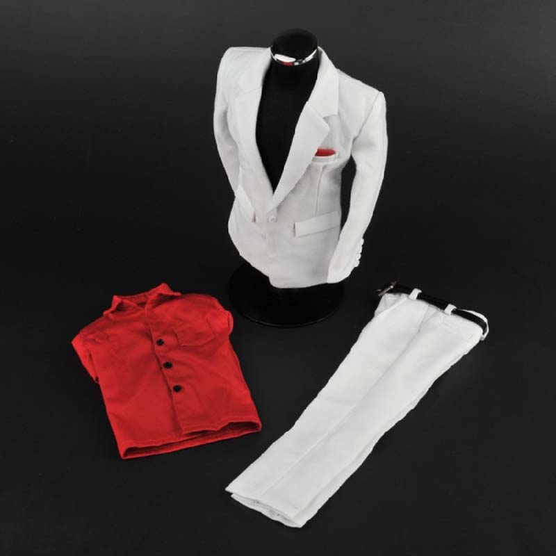 1//6 Sportswear Sports Wear Suit Shirt Clothes for 12 inch Soldier Figure DIY